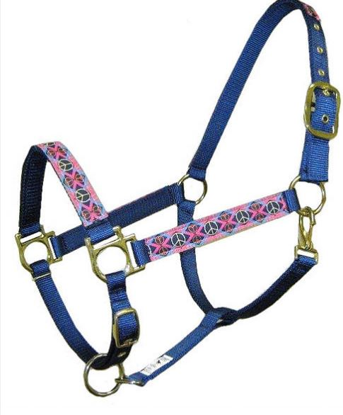Peace Sign Halters