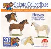 DK - 100's of Horse Designs from Dakota Collectibles Designs
