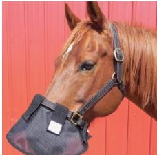 NS1 - Nag Nose Shade Attaches to YOUR halter