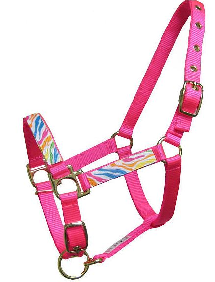 RM MINI - Custom Patterned MINI Halters